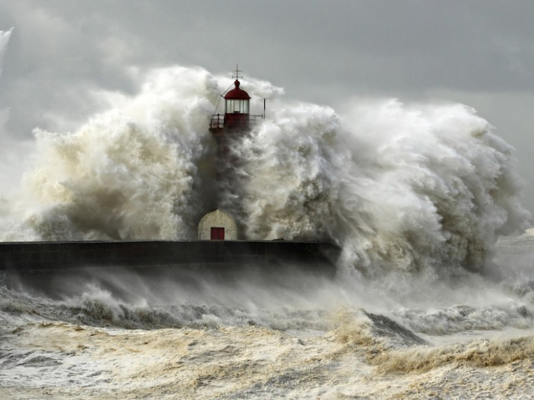 Storm Imogen hits parts of England and south Wales