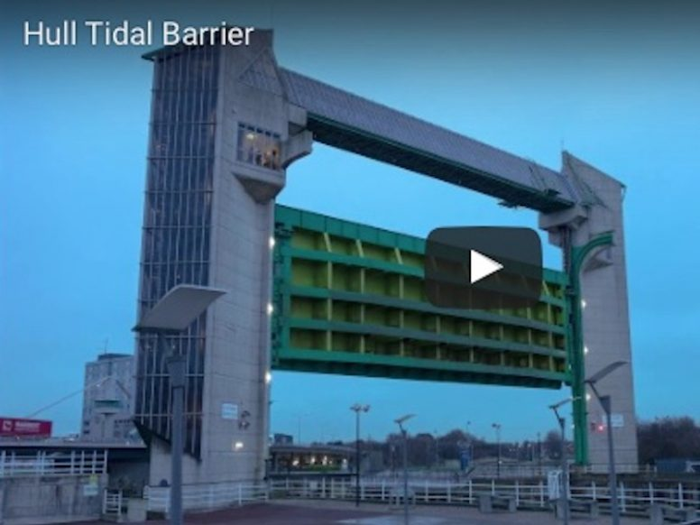 Video of Hull Barrier Closing