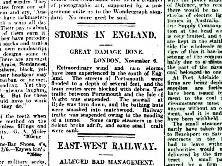 A wartime invasion of a very different nature back in Blighty